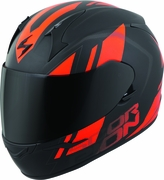 SCORPION EXO - EXO-R320 FULL-FACE HELMET ENDEAVOR BLACK/ORANGE