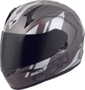 SCORPION EXO - EXO-R320 FULL-FACE HELMET ENDEAVOR GREY/SILVER