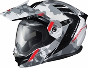 SCORPION EXO - EXO-AT950 MODULAR HELMET OUTRIGGER WHITE/GREY