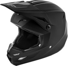 FLY RACING - KINETIC SOLID HELMET MATTE BLACK
