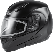 GMAX - MD-04S MODULAR SNOW HELMET BLACK