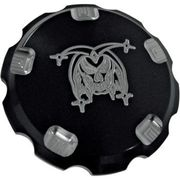 Joker Machine - Gas Cap - Black - Serrated - Joker