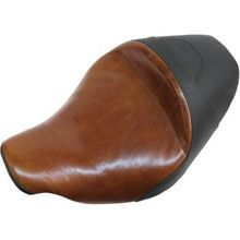Saddlemen - Renegade Leather Lariat Solo Seat