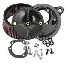 S&S Stealth Air Cleaner Kit for 1999-2006 HD