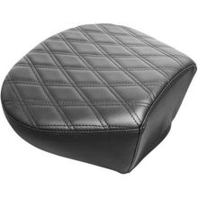 Le Pera - Moterey Pillion Pad - Double Diamond - FLH '08-'19