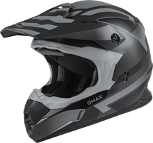 GMAX - MX-86 OFF-ROAD FAME HELMET MATTE DARK GREY/BLACK