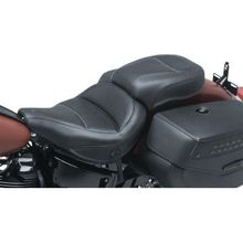 Mustang - MX Solo Touring Seat - '18-'20 FLHC/FLDE