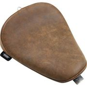 Drag Specialties - Bobber Solo Seat - Leather - Brown