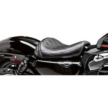 Le Pera - Bare Bones Seat - Diamond - XL