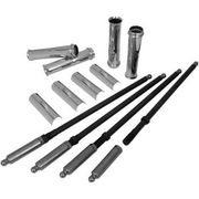 Feuling - Quick Install Pushrods/Tube Kit - Twin Cam