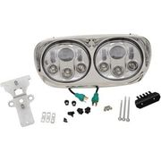 "Headwinds - 5.75"" Headlight Assembly - 99-13 FLTR - Chrome"