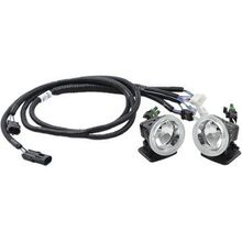 Motor Trike - Auxiliary Fog Lights - for 09-14 Trax Running Boards
