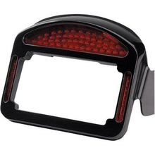 Cycle Visions - Tailight Eliminator - Universal - Black