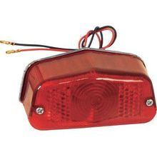 Emgo - Taillight - Red