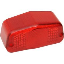 Emgo - Taillight Lens - Red