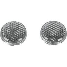 Drag Specialties - Replacement Lens - Clear - Honeycomb