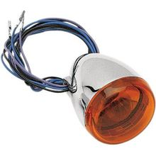 Chris Products - Turn Signal - Chrome/Amber