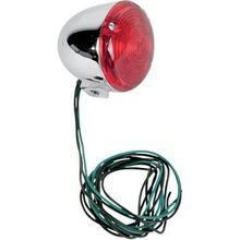Chris Products - Turn Signal - Flat Lens - Red