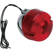 Chris Products - Turn Signal Assembly - Red - '86-'87 FX