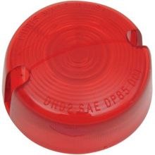 Chris Products - Rear Turn Signal Lens - Red - '86-'99 FX - Replacement Lens