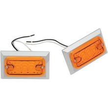 Chris Products - Marker Lights - Dual Filament - Amber
