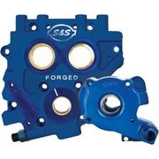S&S Cycle - Oil Pump with Cam - Plate Twin Cam