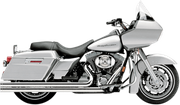 Speedster XTRA Long Chrome w/ Chrome Heat Shields
