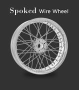 Wire Spoke Wheels