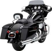 2 into 1 System for Baggers Chrome