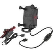 Ram Mount - Device Holder - Tough-Charge™ - Charging - Wireless - Waterproof - Hardwire Charger