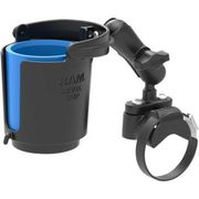 Ram Mount - Cup Holder - Level Cup™ - Rail Mount