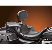 Daytona 2-Up Seat w/ Rider Backrest- Smooth