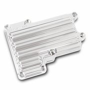 Arlen Ness 10- Gauge Transmission Top Cover - Chrome