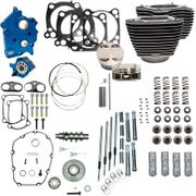 """S&S Cycles 124"""" Power Package for OILED COOLED- M8"""