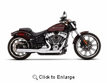 2 into 1 M8 Softail