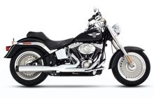 2 into 1 Softail Exhaust 86'-17