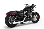 "3"" Sportster Slip-On Exhaust"