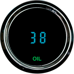 3000 SERIES DIGITAL INSTRUMENTS-OIL PRESSURE GAUGE