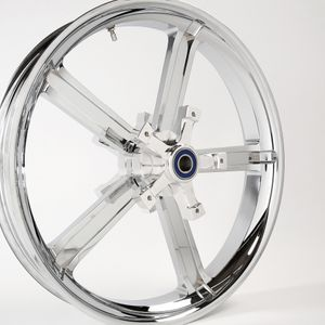 3D Chrome Testament Wheel for 14-18 Touring