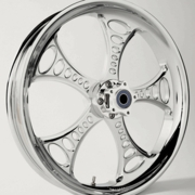 3D Cut Chrome Jackpot Wheels