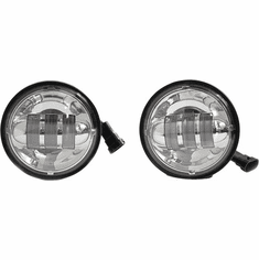 """4 1/2"""" Passing Lamps- Chrome"""