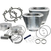 """S&S Cycles Bolt-In 4"""" Sidewinder Big Bore Kit 110"""""""