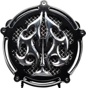 Ace's Wild Air Cleaner in Black