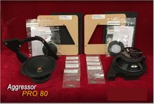"Aggressor Pro 80 Single 8"" Left & Right Woofer Mounting Kit"