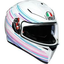 AGV  K3 SV Sakura White/Purple
