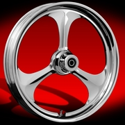 AMP Chrome Wheel