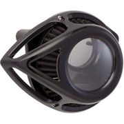 Arlen Ness Clear Tear Air Cleaner- Anodized Black