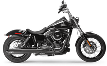 Arlen Ness Ness-Comp 2-Into-1 Exhaust System in Black