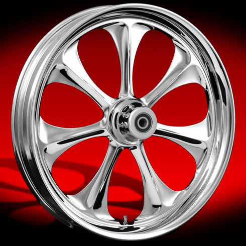 Atomic Chrome Wheel