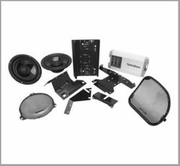 AUDIO COMPONENTS & COMMUNICATION